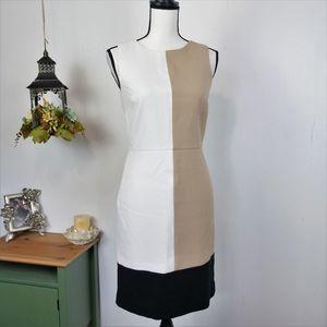 The Limited Sleeveless Business Sheath Dress Sz 0